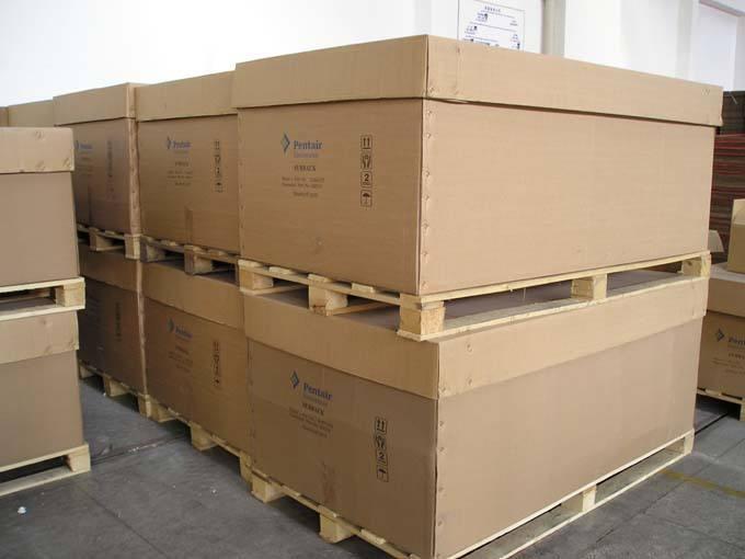七层AAA瓦楞纸箱重型纸箱