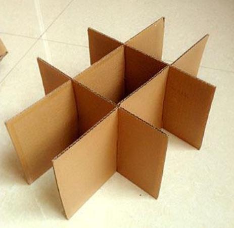 纸箱包装内衬格挡